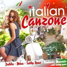 Italienische Folk & Weltmusik Sampler-Musik-CD 's