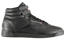 REEBOK FreeStyle Ladies High Tops Black Size UK 3 US 5.5 *REFCHS13
