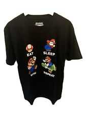 super mario t shirt mens