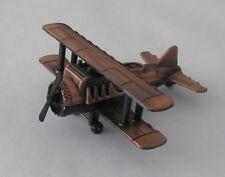 Pencil Sharpener Bi-Plane Diecast Miniature Collectable / Gift (9226)