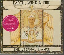 Earth Wind & Fire The Etenal Dance 3 Cd's  Box New And Sealed
