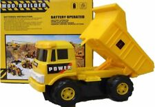 Toy Construction Lorry Truck Set With Dumper Construction Site Boys / Girls