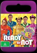 Hi-5 - Ready Or Not (DVD) - (Region 4)