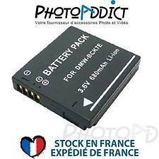 iBAT BCK7 - Batterie compatible PANASONIC DMW-BCK7 680mAh - Haute qualité