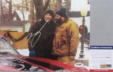 SOPRANOS! James Gandolfini Ben Affleck Signed SURVIVING CHRISTMAS 8x10 Photo PSA