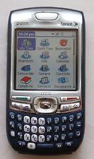 Palm Treo 755-P 755p Sprint Pda Camera Cell Phone Blue internet bluetooth keypad