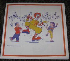 2003 Ronald McDonald Coloring Book
