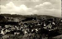 Ortenberg Oberbayern Bayern s/w Postkarte 1971 gelaufen Gesamtansicht Panorama