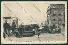 Napoli San Giorgio a Cremano Tram cartolina EE5814