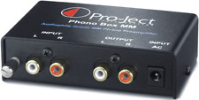 Pro-Ject Phono Box MM Phono Stage - Turntable Moving Magnet