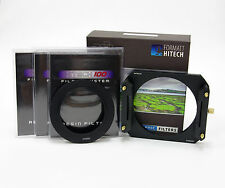 Hitech 100 SOFT ND Grad Kit Filtro C / W METAL Holder,3 filtri XND,67 mm STD RNG