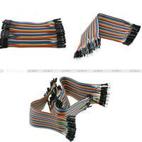 10/20CM Multi Dupont Male to Female Breadboard Jumper Wire Raspberry Pi Arduino