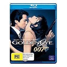 GOLDENEYE BLU RAY - NEW & SEALED PIERCE BROSNAN, JAMES BOND 007, SEAN BEAN
