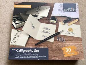 Crelando Calligraphy Set
