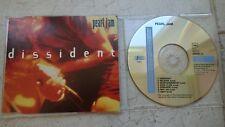 Pearl Jam – Dissident - Live In Atlanta - Epic – EPC 660291 2  CD, Maxi-Single