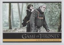 2013 Rittenhouse Game of Thrones Season 2 #19 A Man Without Honor Card 1i3