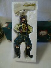 Arabian Dancer Ornament By Heather Goldminc BlueSky Clayworks 2002 Christmas