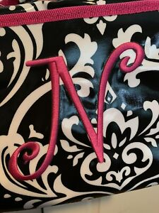 "Monogram ""N"" Travel Organizer By B.JAXX Accessories"