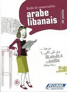 GUIDES DE CONVERSATION ; Arabe libanais de poche