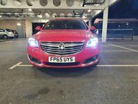 2016 Vauxhall Insignia 1.6 CDTi ecoFLEX Elite Nav (s/s) 5dr