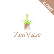 ZENVASE.com 7 Letter Premium Short .Com Brandable Catchy Domain Name