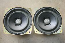 BMW E36 Z3 M3 318 320 323 325 328 Harman Kardon HK Front Footwell Speakers Pair