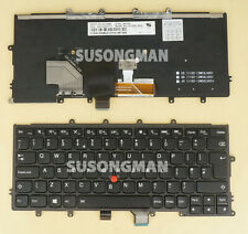 New UK Keyboard For Lenovo ThinkPad YOGA 260 Laptop Backlit