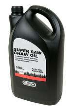 BRAND NEW  OREGON CHAINSAW OIL  5L  P/N:90300 FOR ALL USERS
