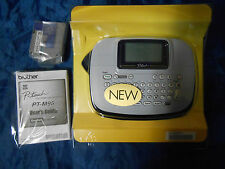 Brother P-Touch PT-M95 Personal Label Maker with tape
