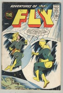 Adventures of the Fly #27 September 1963 VG