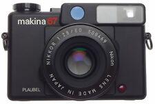 Plaubel Makina 67 camera 6x7 Nikkor 2.8/80mm medium format Nikon mf rangefinder