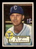 1952 Topps #254 Joe Dobson  VGEX X1564786
