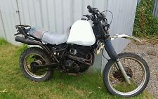 Suzuki dr 600 wrecking all parts available  ( this auction is for one bolt only)