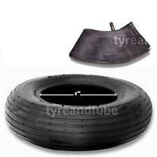 4.80/4.00-8 wheelbarrow tyre & tube 4PLY HEAVY DUTY