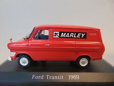 Ford Transit Van * 1969 Marley * 1:43 Norev 270520