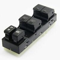 Interruptor de control maestro de ventana eléctrica para Nissan Sentra