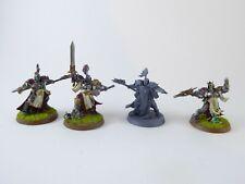 Knight Incantor + 3 x Evocators der Stormcast Eternals - teilweise gut bemalt -