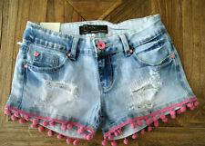 Pantaloni da donna basso blu da Italia