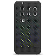 HTC Dot Flip Case HC M100 für One Grau