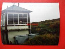 PHOTO  SETTLE STATION SIGNAL BOX 1983