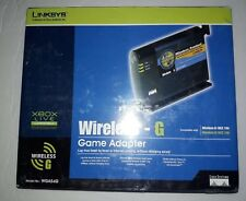 LINKSYS Cisco WGA54G WIFI WIRELESS G Ethernet Game Computer Adapter Network