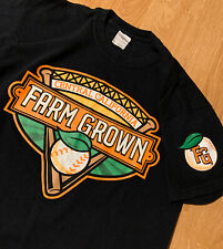 Fresno Grizzlies Central California Farm Grown T-Shirt Size Men's Medium