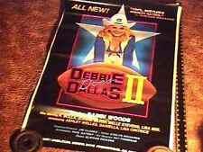 DEBBIE DOES DALLAS II ORIG ROLLED MOVIE POSTER SEXPLOITATION