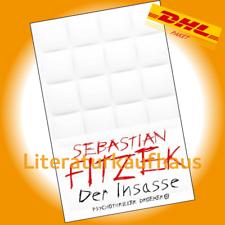 DER INSASSE | SEBASTIAN FITZEK | SEBASTIAN FITZEK, Limitierte Sonderausgabe