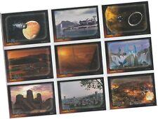 "Babylon 5 Special Edition SE - 9 Card ""Worlds Of B5"" Set W1-W9 - Skybox 1997"