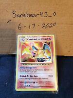 Charizard Evoloutions Prerelease Holo NM/M Pokemon Card RARE STAMPED