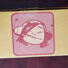 Kidrobot Gorillaz Red Edition - Noodle Vinyl figure RARE New in Box