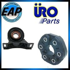 For BMW 3 Series E30 Drive Shaft Center Support Bearing Flex Joint Disc Kit NEW