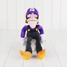 Waluigi Stofftier Plüschtier Super Mario Luigi Figur Plüsch Nintendo Kuscheltier