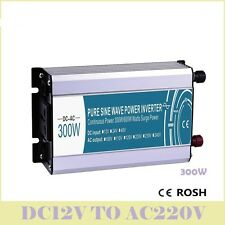 DC12V to AC220V 300W Pure Sine Wave Solar Power Inverter Circuits Off Grid
